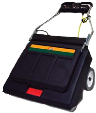 Pacer 30 wide area vacuum